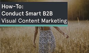How-To Conduct Smart B2B Visual Content Marketing